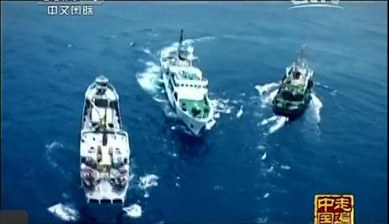 中国海监南海总队,作为维护中国海洋权益的